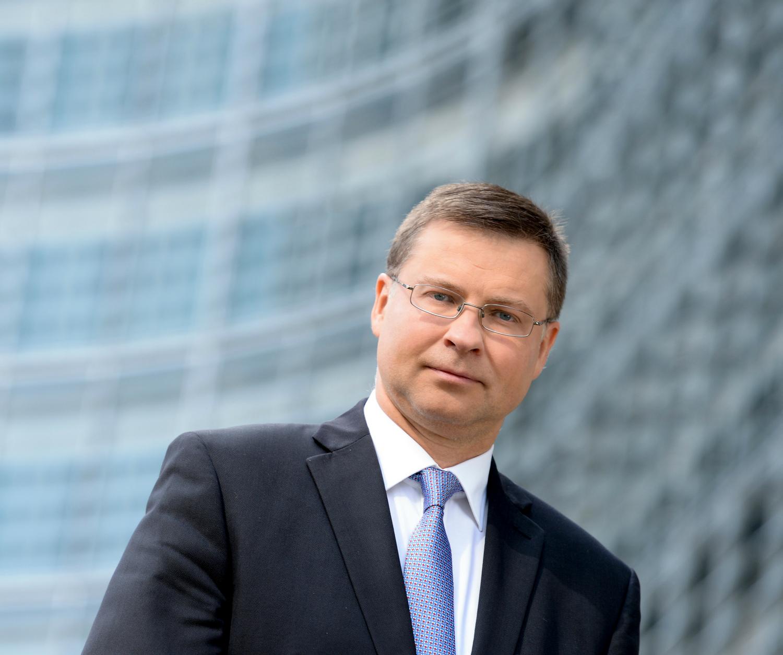 Valdis Dombrovskis - Fintech Conference Brussels