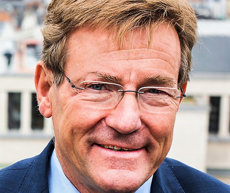 Johan Van Overtveldt - Fintech Conference Brussels