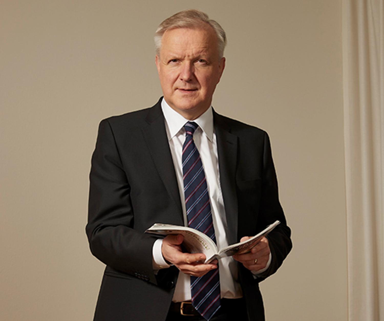 Olli Rehn - Fintech Conference Brussels